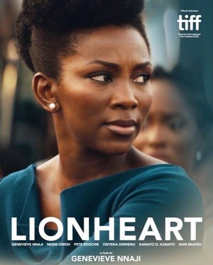 Movie: Lionheart (2018)