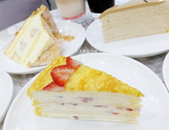 22 LadyM千層蛋糕 香港必吃美食