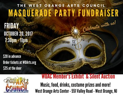 Masquerade Postcard-2