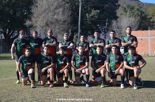 Primera división de Santiago Rugby
