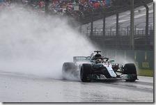 Lewis Hamilton conquista la pole del gran premio d'Ungheria
