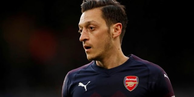 BREAKING: MESUT OZIL HAS COMPLETES HIS FENERBAHCE MOVE