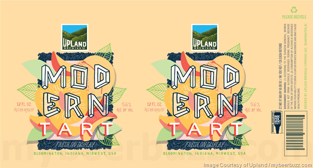 Upland Brewing Adding Modern Tart Cans