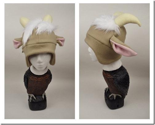 disfraz casero de cabra (2)