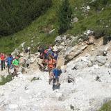 Wanderung Peitlerkofel 10.08.2015 - Escursione con Luis Sass de Putia