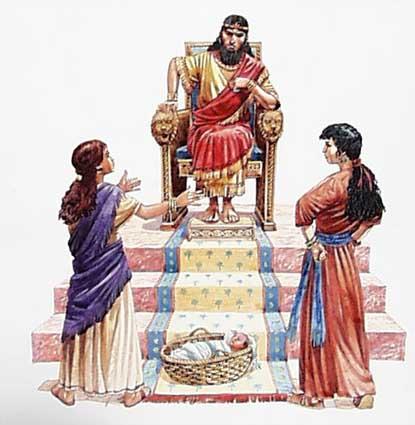 King Solomon Baby, King Solomon