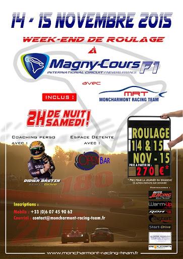 [Magny-Cours F1] 14 et 15 Novembre 2015...MRT (Roulage Open) Affiche2015_WEB_MCF1-14-15-novembre%252520version%252520dossier