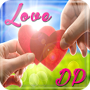 Love images and love phrases photos icon