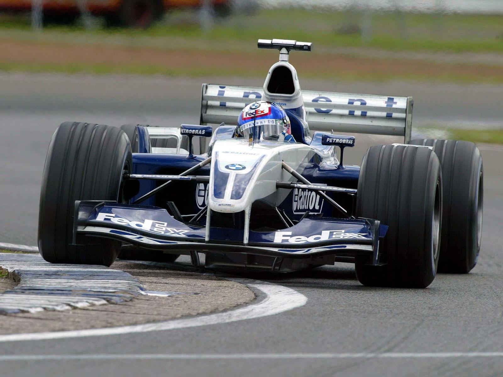 HD Wallpapers 2003 Formula 1 Grand Prix of Great Britain ...