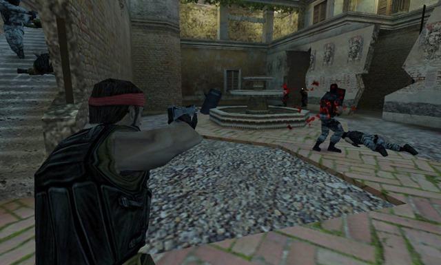 تحميل لعبة كونتر سترايك Counter-Strike 1.6 كاملة أونلاين