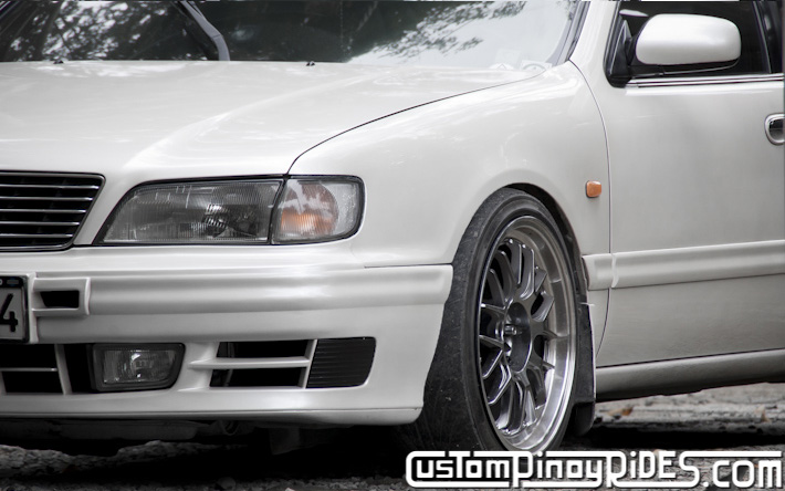 Project Majesty VIP Style Nissan Cefiro A32 Custom Pinoy Rides pic7