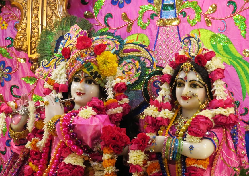ISKCON Vallabh vidhyanagar Deity Darshan 19 jan 2017 (15)