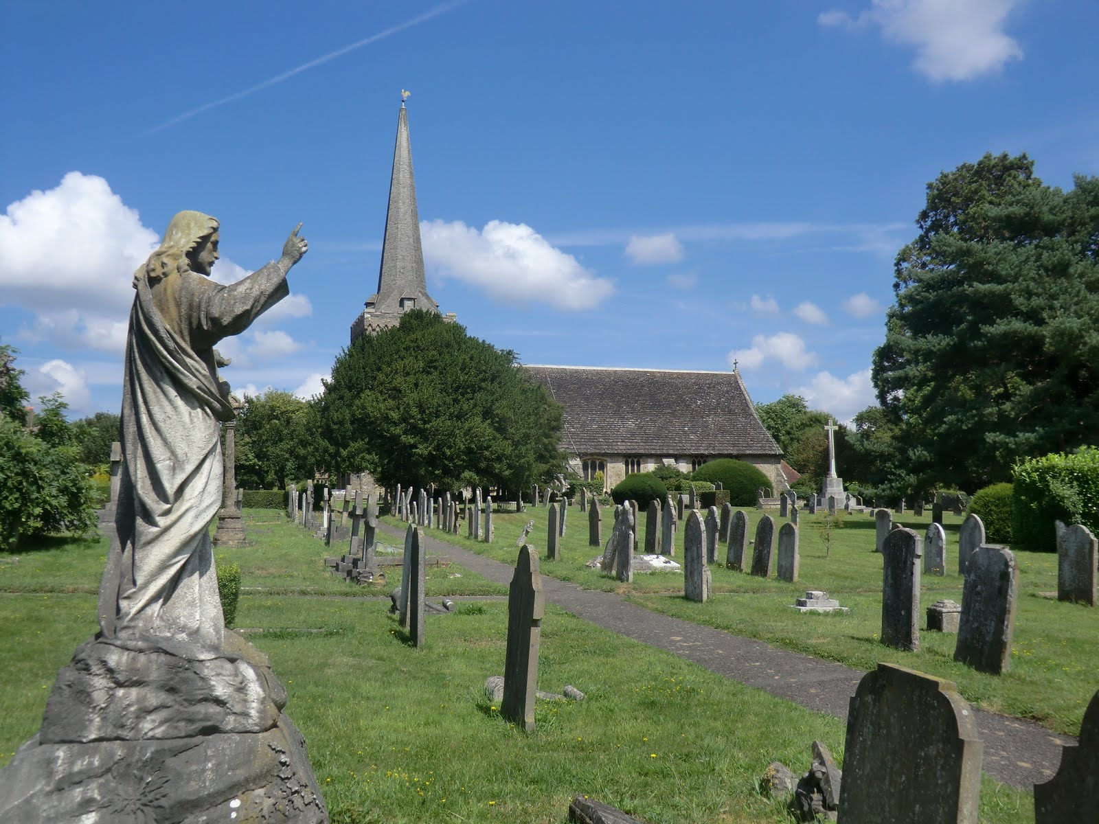 CIMG3981 Cuckfield cemetery