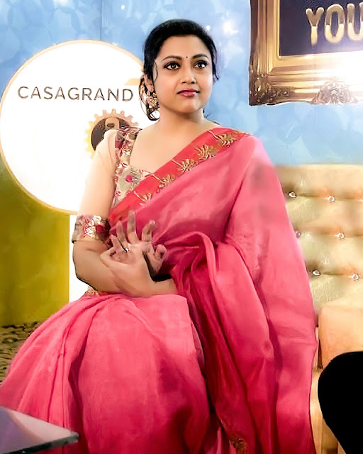 Tamil Actress Meena Hot