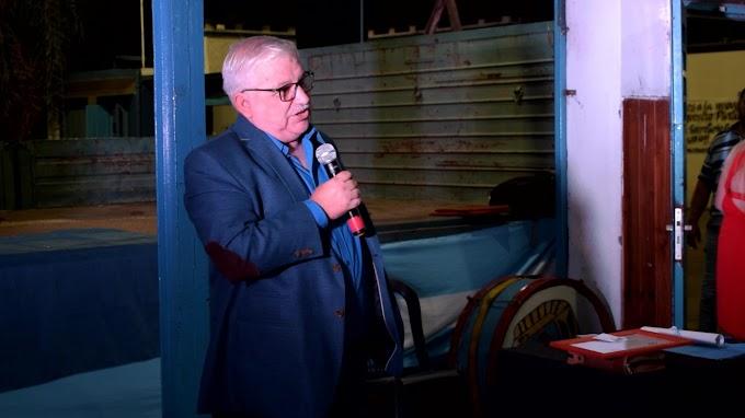 Asumió Jorge Stange como secretario general del PJ en Villa Gdor. Gálvez