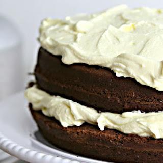 OMT!'s CHOCOLATE VODKA CAKE.