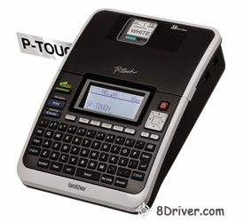 Download Brother PT-2730 printer's driver, learn how to add
