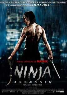 Ninja Assassin - Sát Thủ Ninja (18+)
