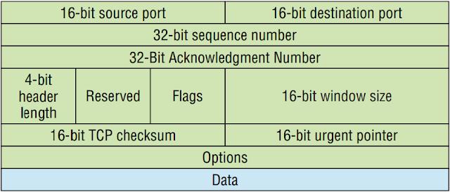 شرح بروتوكول TCP