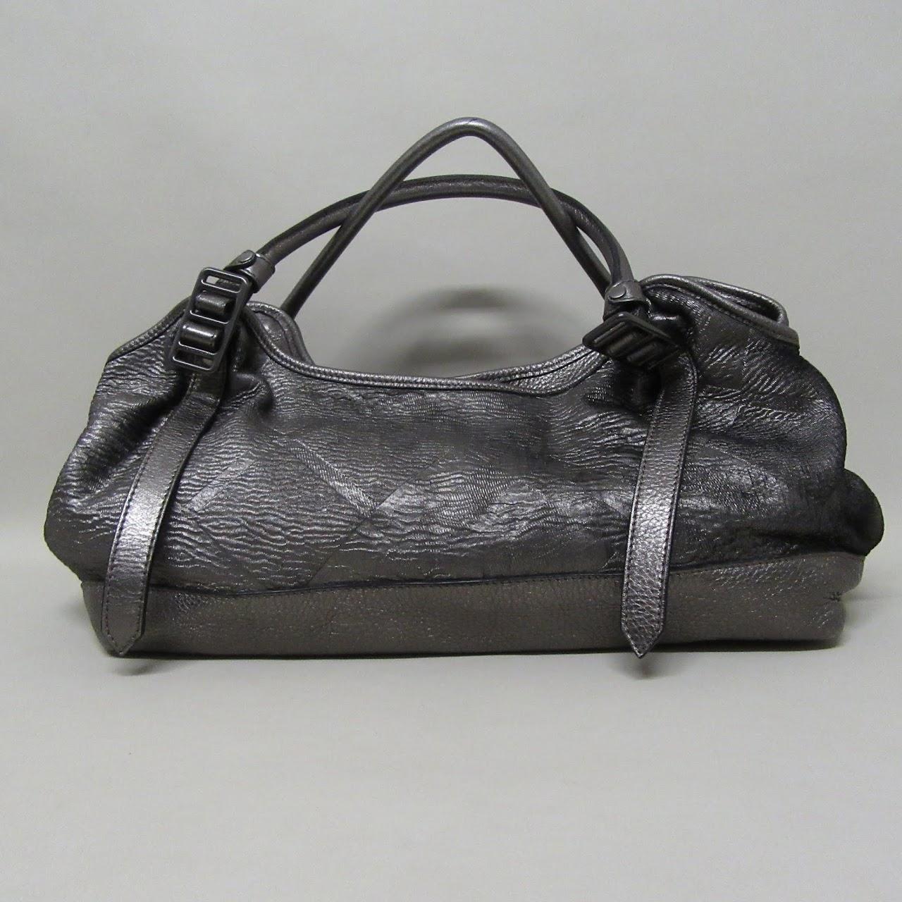 def11a9dfc74 Burberry Metallic Bag