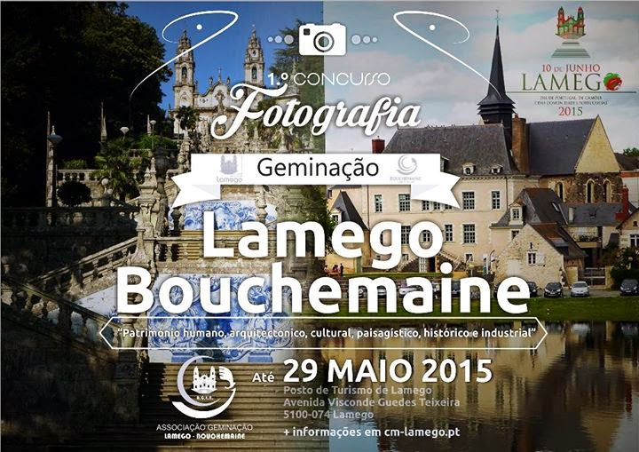 Concurso de Fotografia reforça geminação Lamego-Bouchemaine