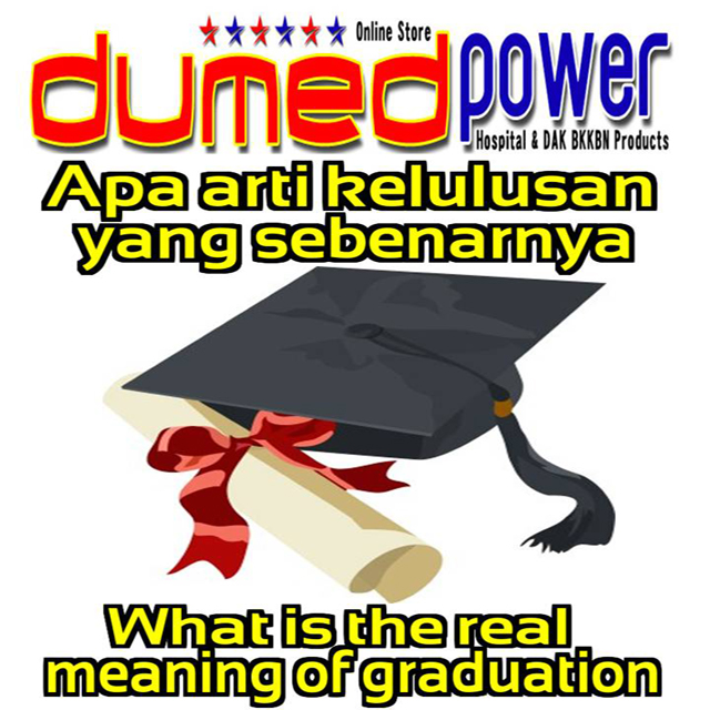 WHAT IS THE REAL MEANING OF GRADUATION