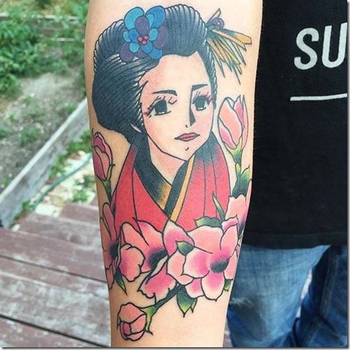 que_tal_una_geisha_manga
