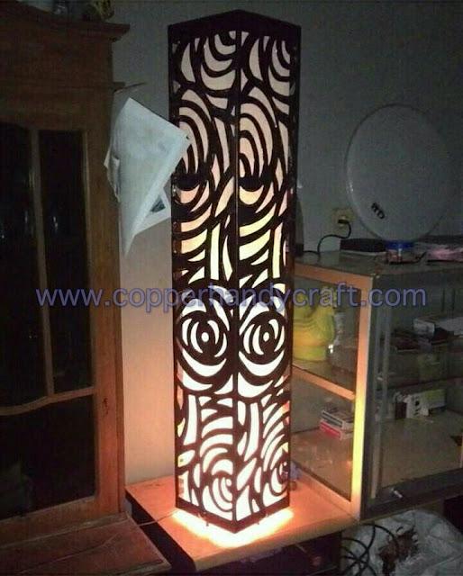 lampu-hias-tembaga