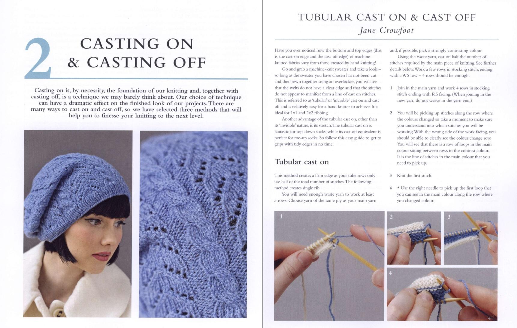 схемы изделия для вязания из разноцветной нити на спицах лицевыми и изнаночными