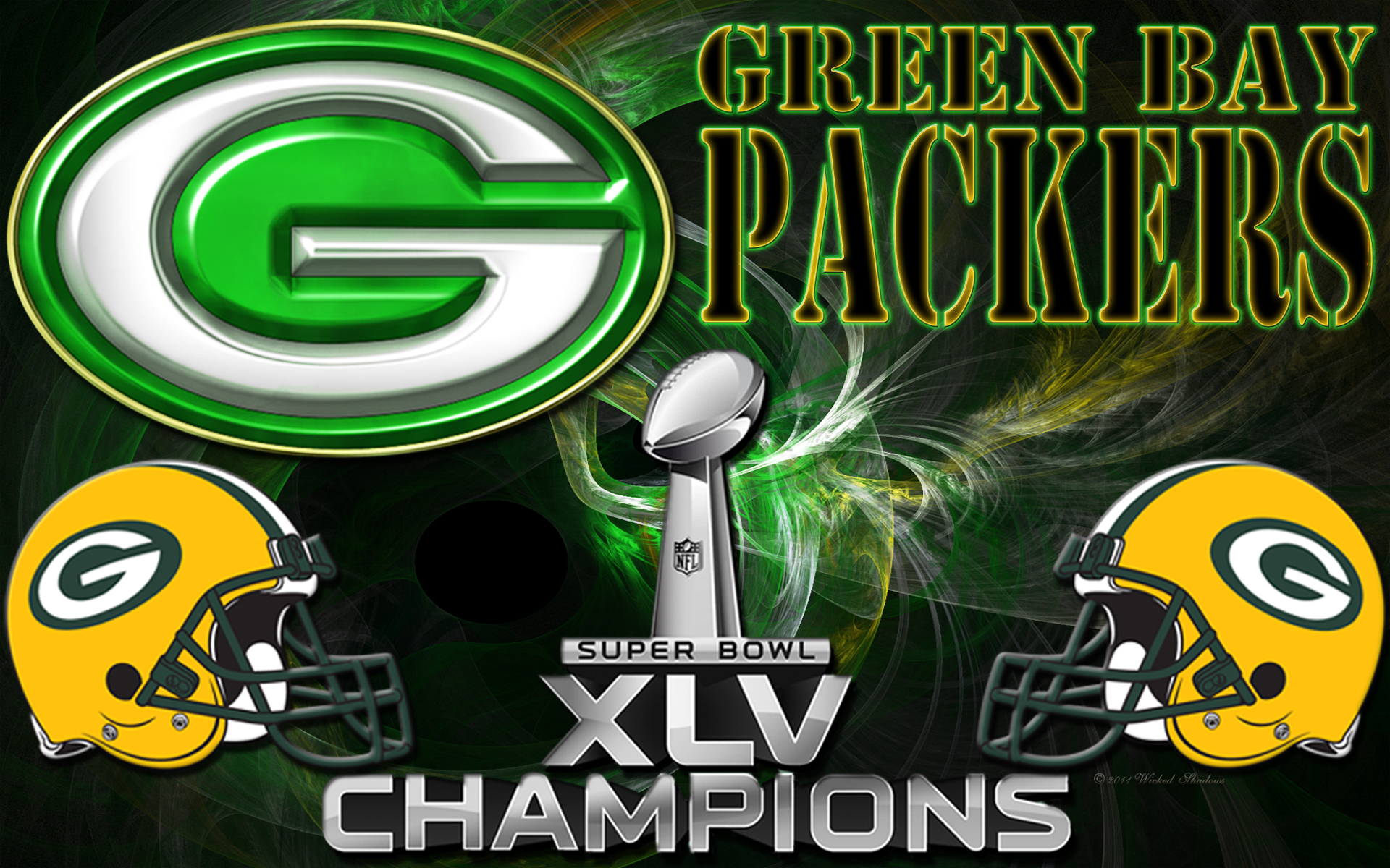Packers Screensaver