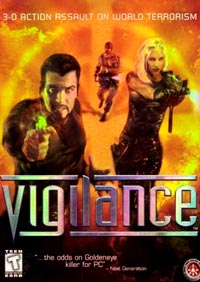 Vigilance - Review-Cheats By Daniel Lampkin