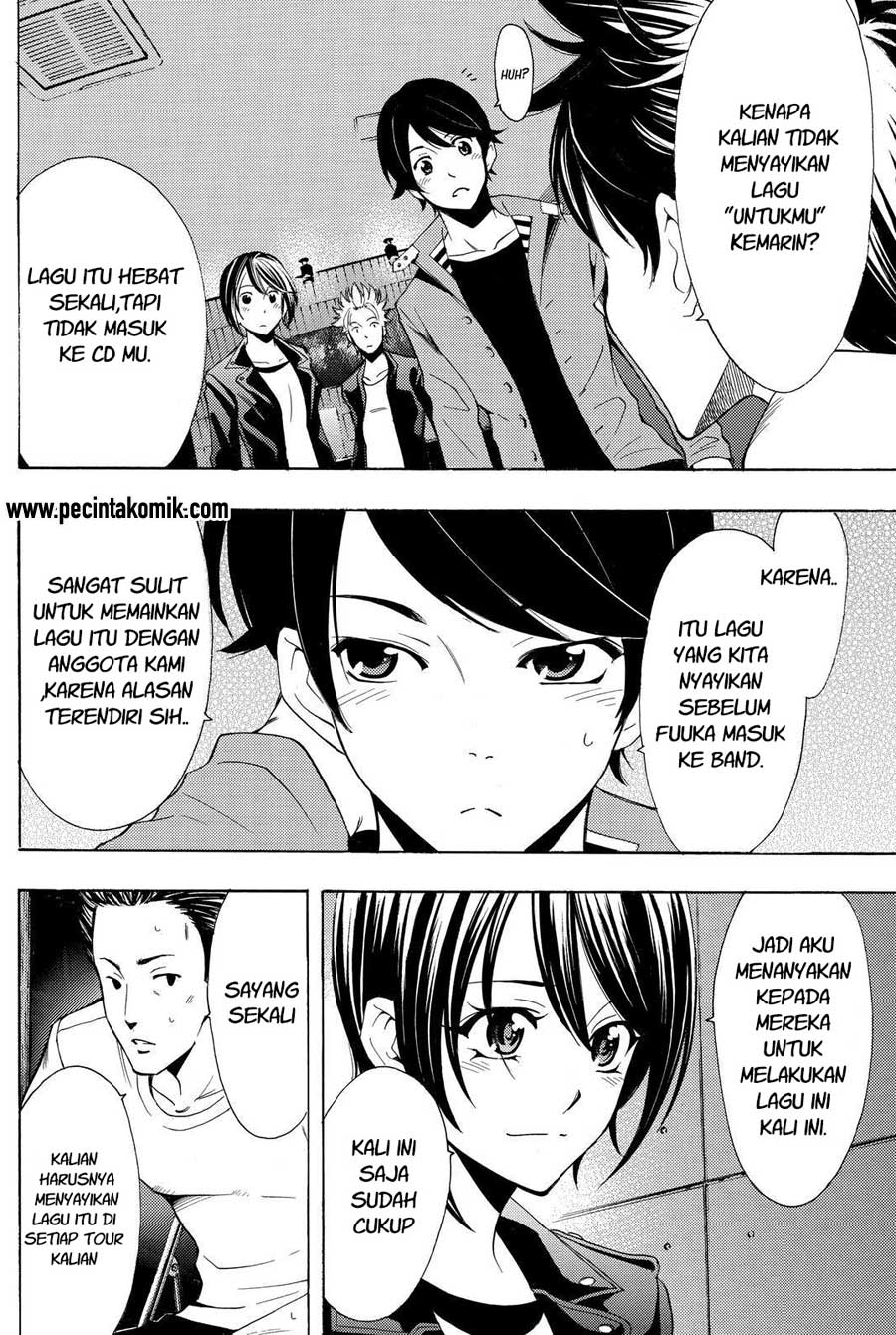 Fuuka Chapter 127-5