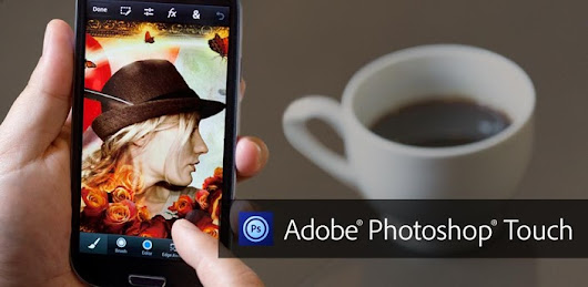 Photoshop Touch For Phone v1.1.0 Android Apk