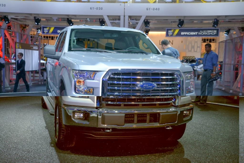 2015 Ford F-150 Unveiling NAIAS 18