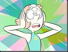 Pearl suprised shocked STEVEN