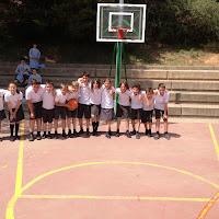 Finalistes i campions de la lliga de bàsquet