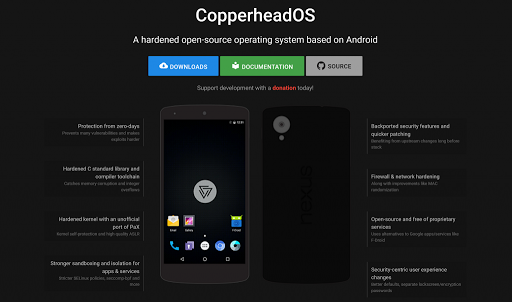 Check Out The Copper Head OS - The Next Level Of Security On Android 2