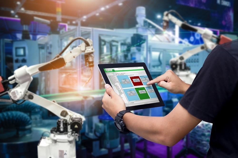 ผนึกกระบวนการดิจิทัลเข้ากับพลังงานไฟฟ้า เพื่ออนาคตอุตสาหกรรมที่ยั่งยืน