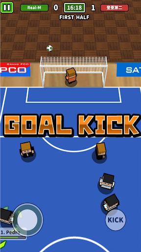 Soccer On Desk android2mod screenshots 3