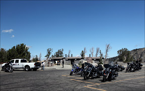 Rock Creek Vista Point Rest Area