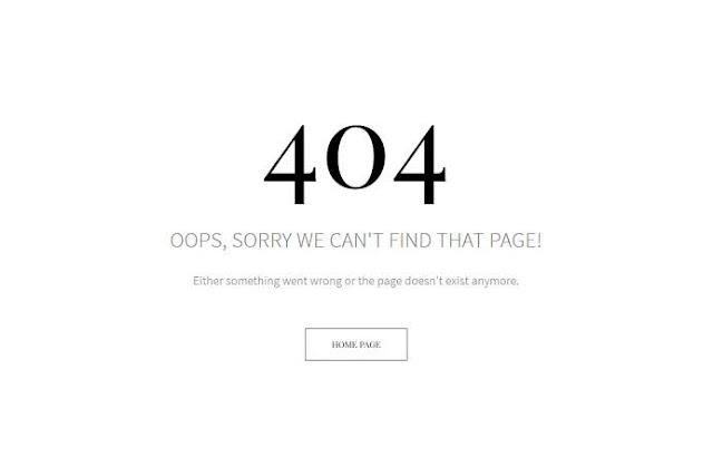 """কোনো ওয়েবপেজ খুঁজে না পাওয়া গেলে """"404 Not Found"""" লেখা দেখা যায়? '404' দিয়ে কী বোঝায়?"""