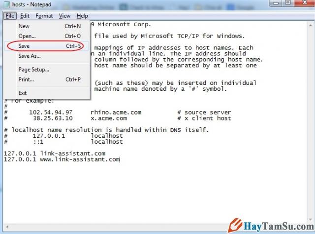 Hướng dẫn sửa file host trên hệ điều hành Windows 8 và 10 - Hình 05