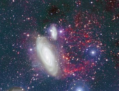 NGC 4569 & IC 3583