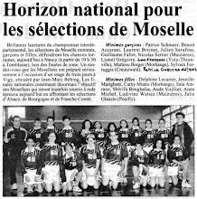 Photo: 23-04-97 Minimes garçons et filles de Moselle