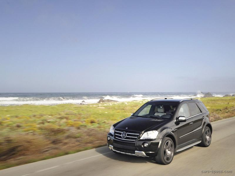 2009 mercedes benz m class ml63 amg specifications. Black Bedroom Furniture Sets. Home Design Ideas