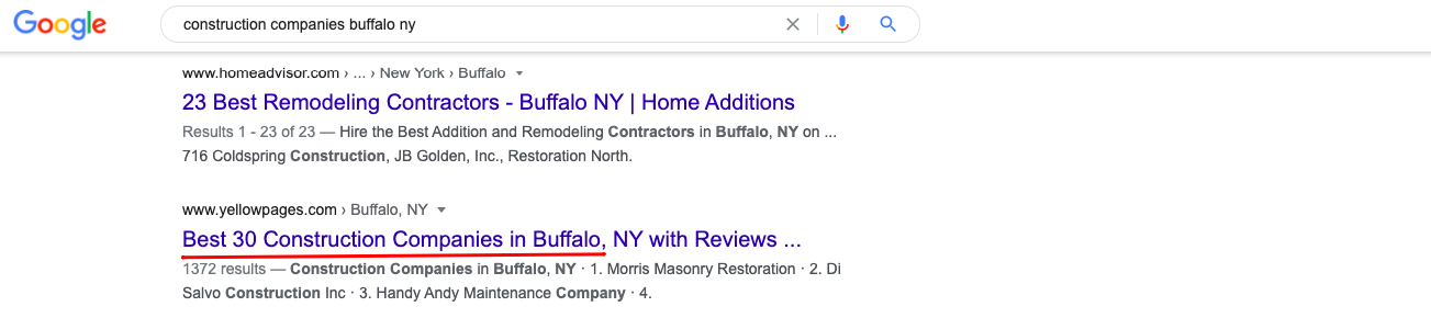 local seo affordable