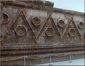 La Fachada Mshatta - Pergamonmuseum - Berlín'15