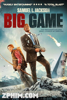 Săn Lùng - Big Game (2014) Poster