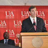 UACCH-Texarkana Creation Ceremony & Steel Signing - DSC_0154.JPG