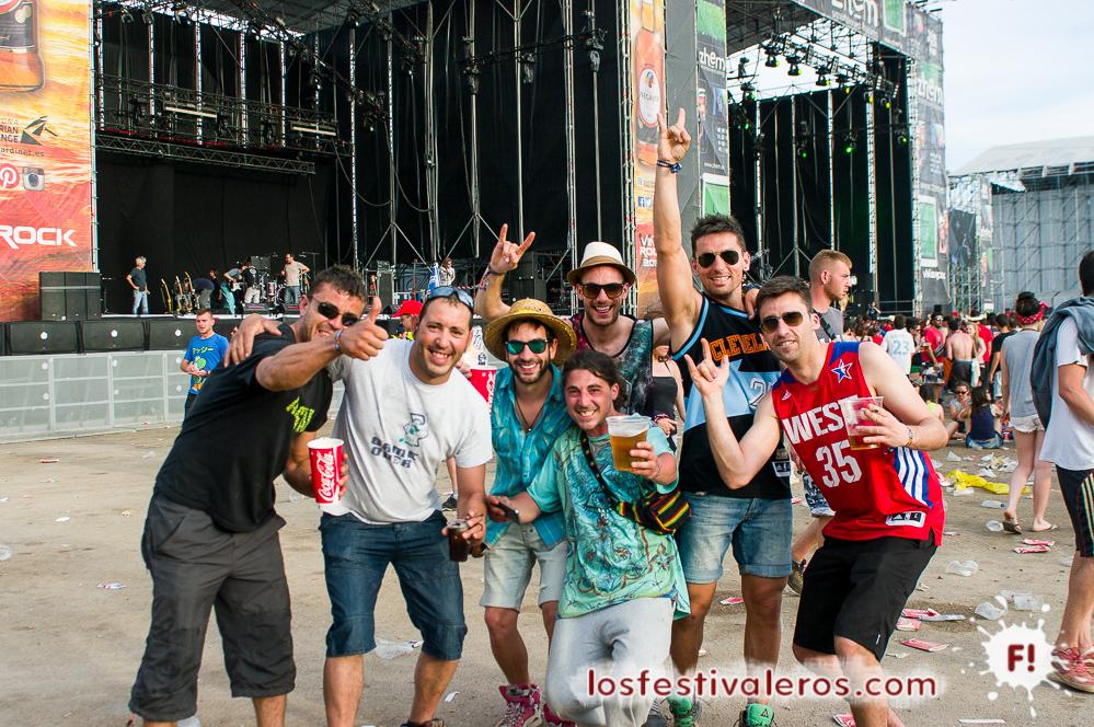 Viña Rock 2015